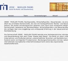 Jesse Mueller-Thuns - Rechtsanwälte