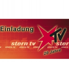 Stern TV - 20 Jahre