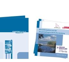 Kompetenzzentrum Wasser - Messebroschüre